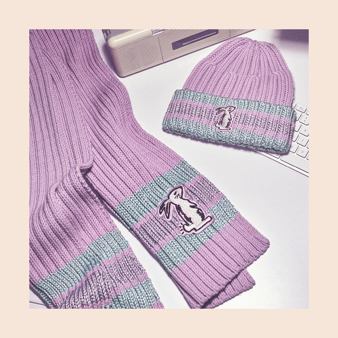 #کلاه #کلاه_زمستانی #بافت #لبا