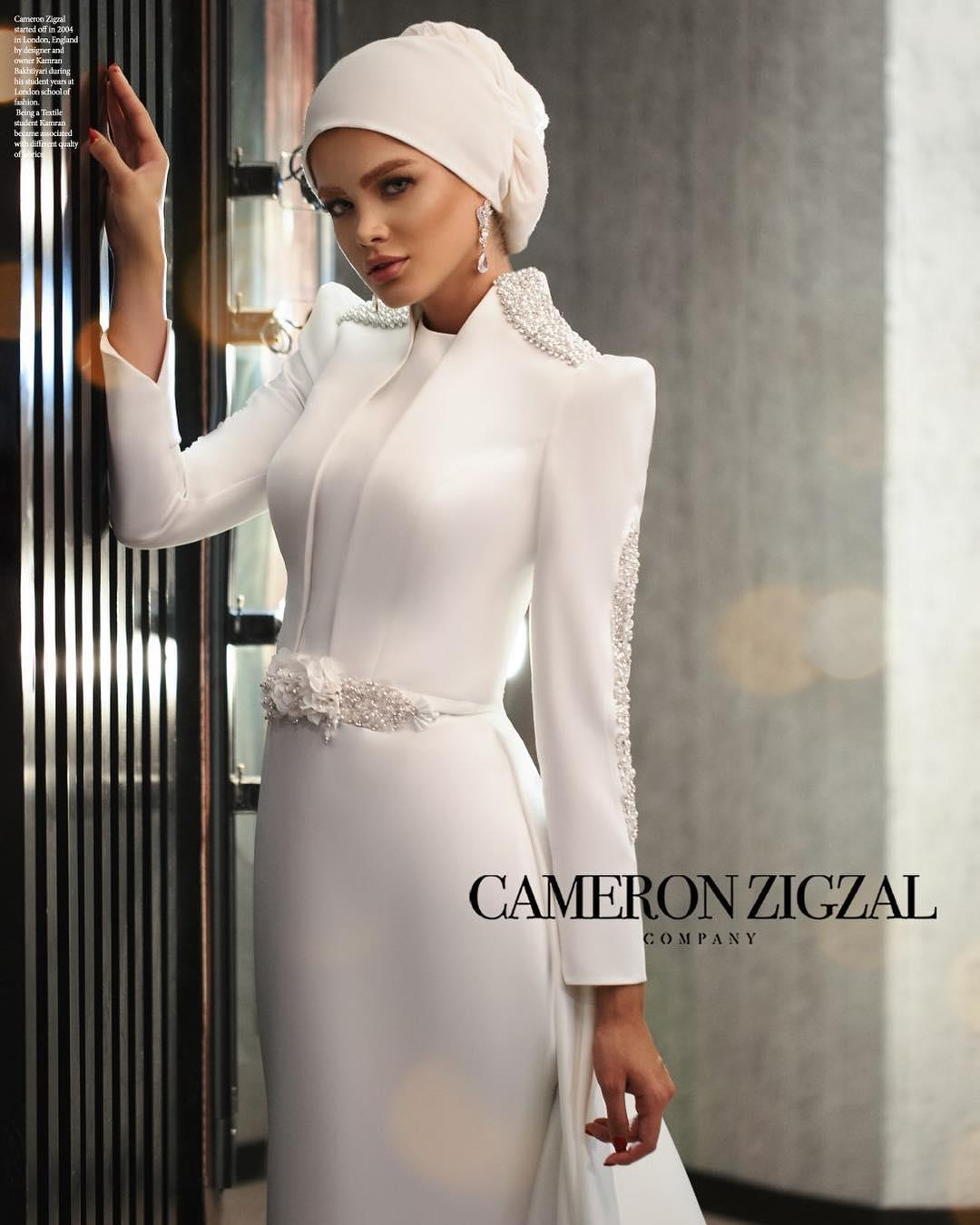 Cameronzigzal's wedding Gown