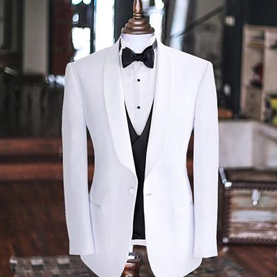ست کنتراست کت سفید اف وایت سا