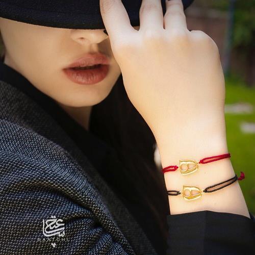 دستبند طرح ه  قیمت:۳۰۰٫۰۰۰~تو