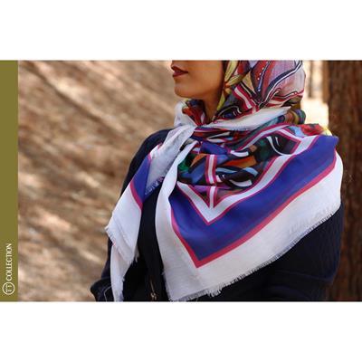 روسری در رنگبندی كد ۲۷۳۶۸۲/۳۲