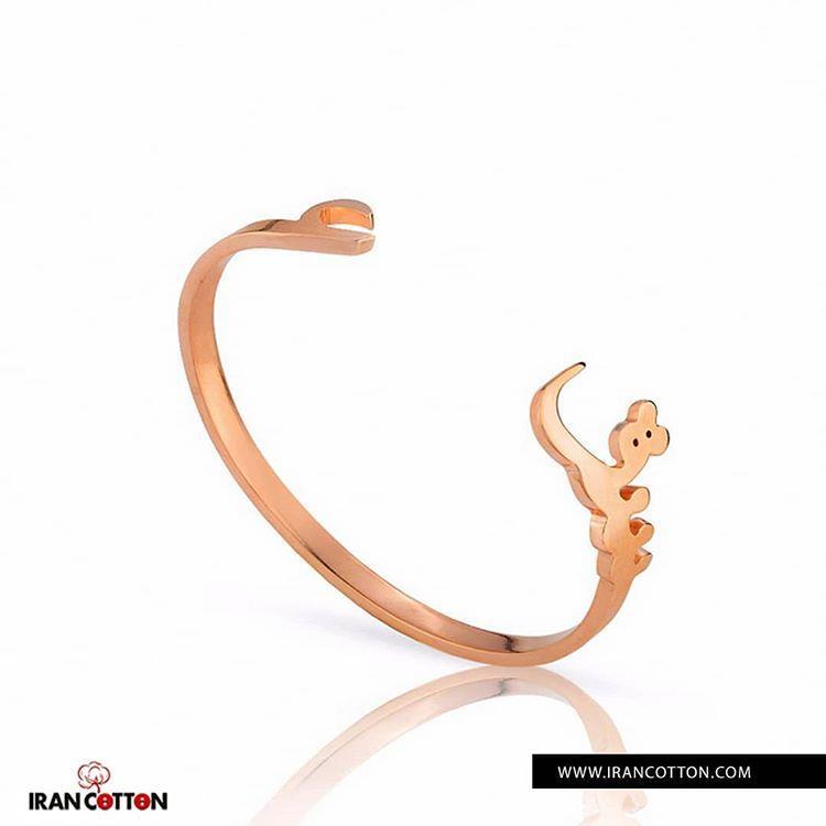 النگو عشق ( نقره آب طلا ) #م