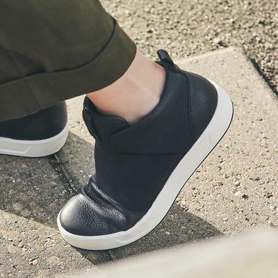 کفش ساق دار اکو #eccoshoes #s