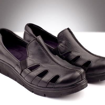 کفش زنانه مریم بدون بند کد ۱۲۴