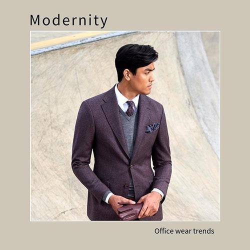 برند تولیدکننده پوشاک رسمی مرد