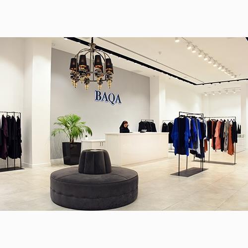 افتتاح شعبه باکا در مرکز خرید