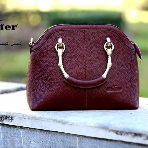 کیف چرم طبیعی شیفر مدل:9919B