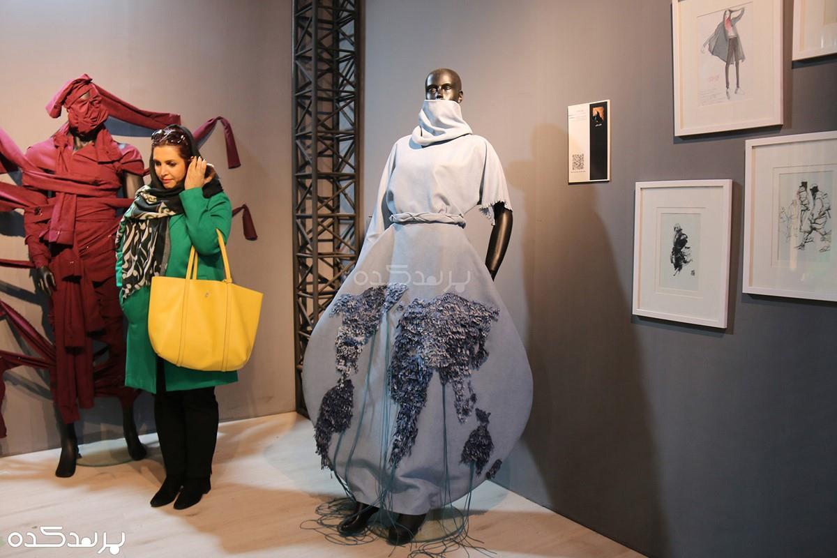 نمایشگاه پوشاک 98