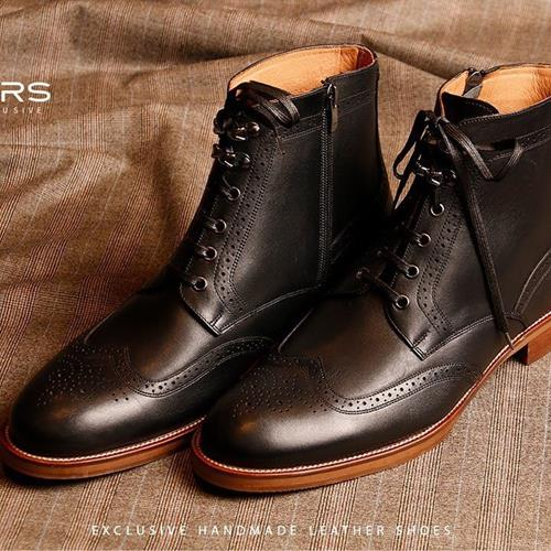 Leather Shoes 🌟🔝