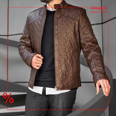این کت چرمی رو به کدوم دوستت