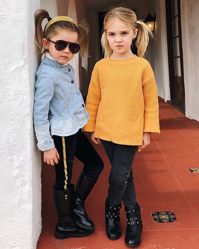مشهورترین مدل های کودک در اینستاگرام