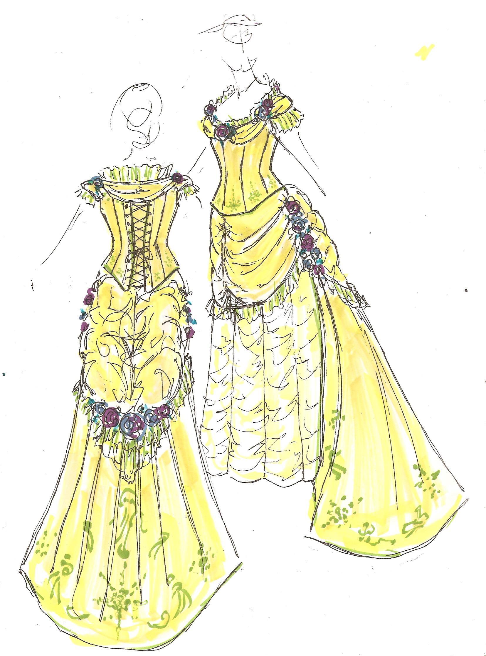 تاریخچه طراحی لباس