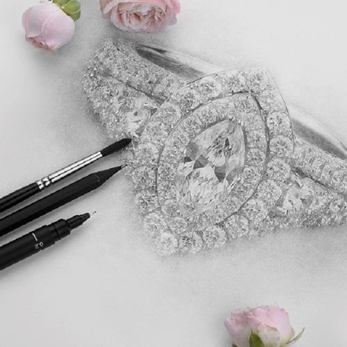 طراحی جواهرات خاص