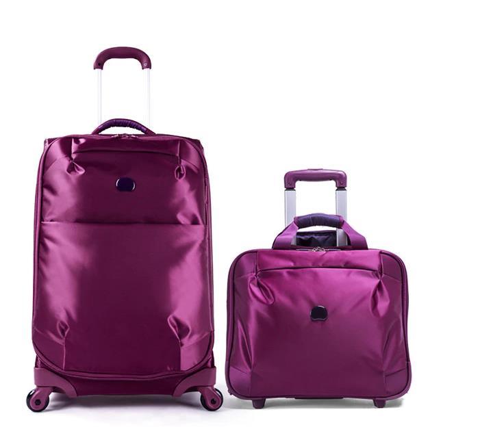2 نوع از بهترین چمدان های مناسب سفرهای کاری و تفریحی
