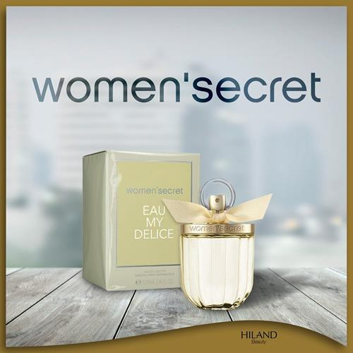 Women'Secret-Eau My Delice Edt