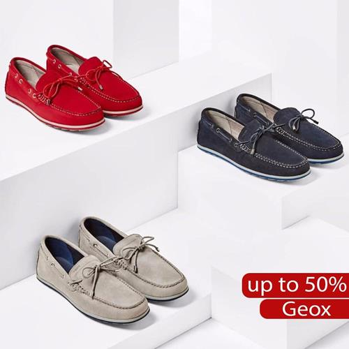 Geox up to 50% off‼️