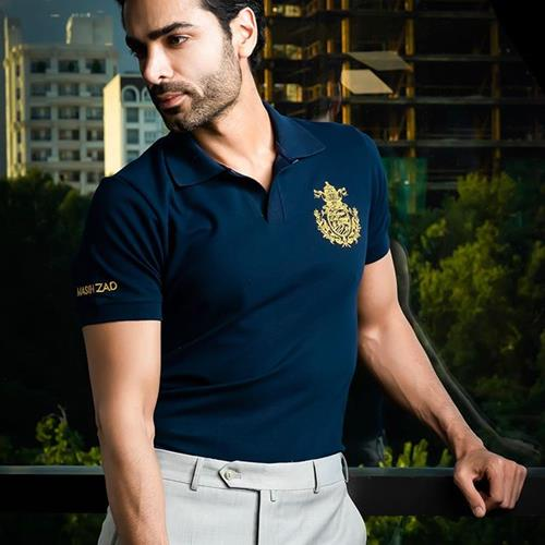 All new Masih Zad Polo shirts,