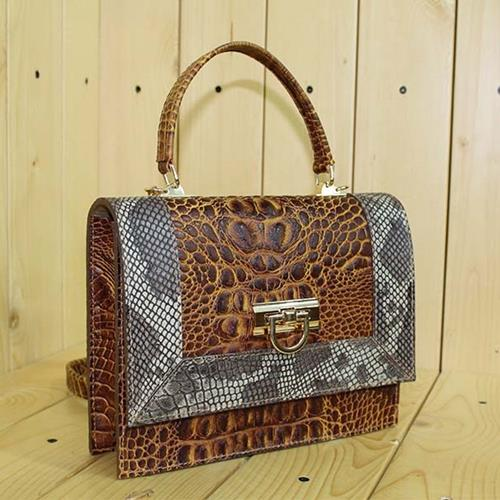 کیف دوشی زنانه شیبا یک طرا