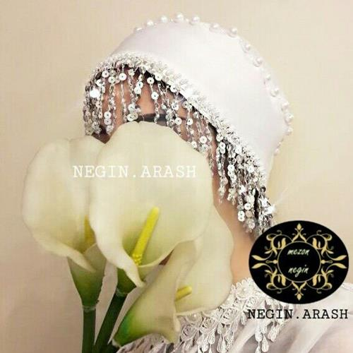 #کلاه #توربان #مجلسی #حجاب