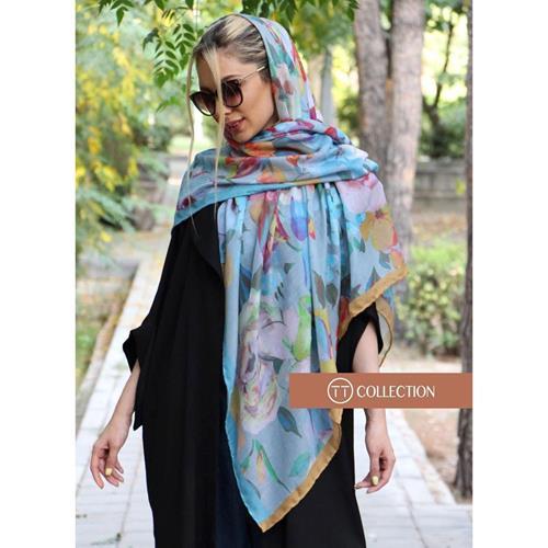 روسری در رنگبندی كد ۱۸۱۹۵۸/۱۸•