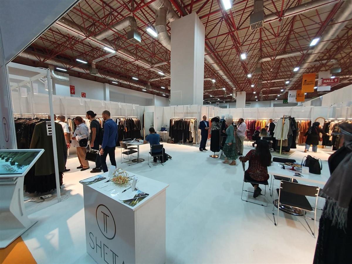 نمایشگاه پوشاک ترکیه