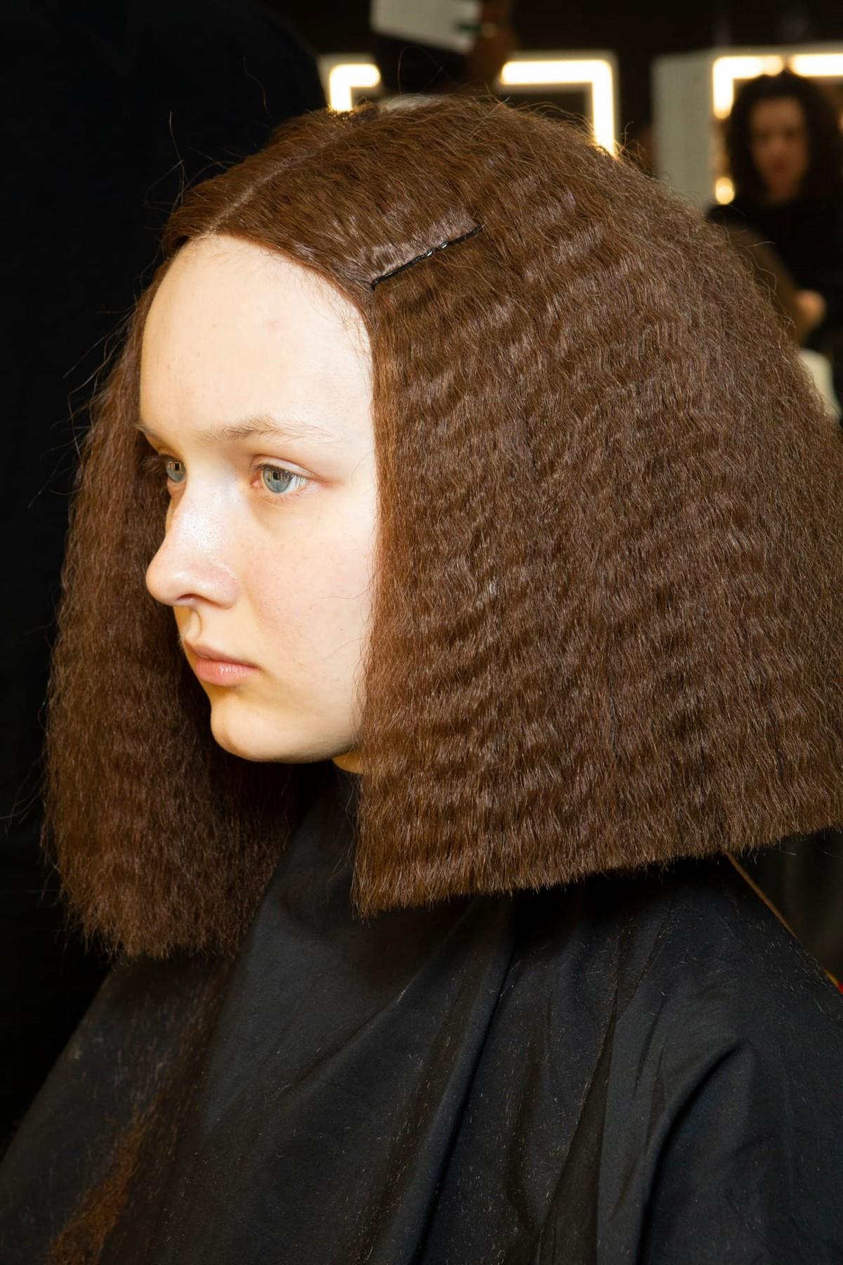 میکاپ و مدل موی هفته مد پاییز 2020 میلان