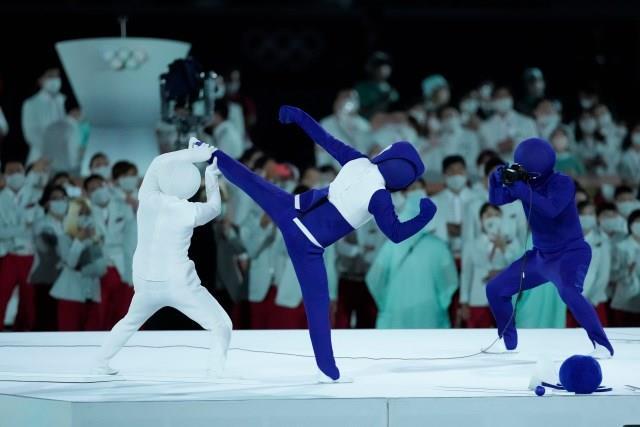 فشن در المپیک توکیو 2020