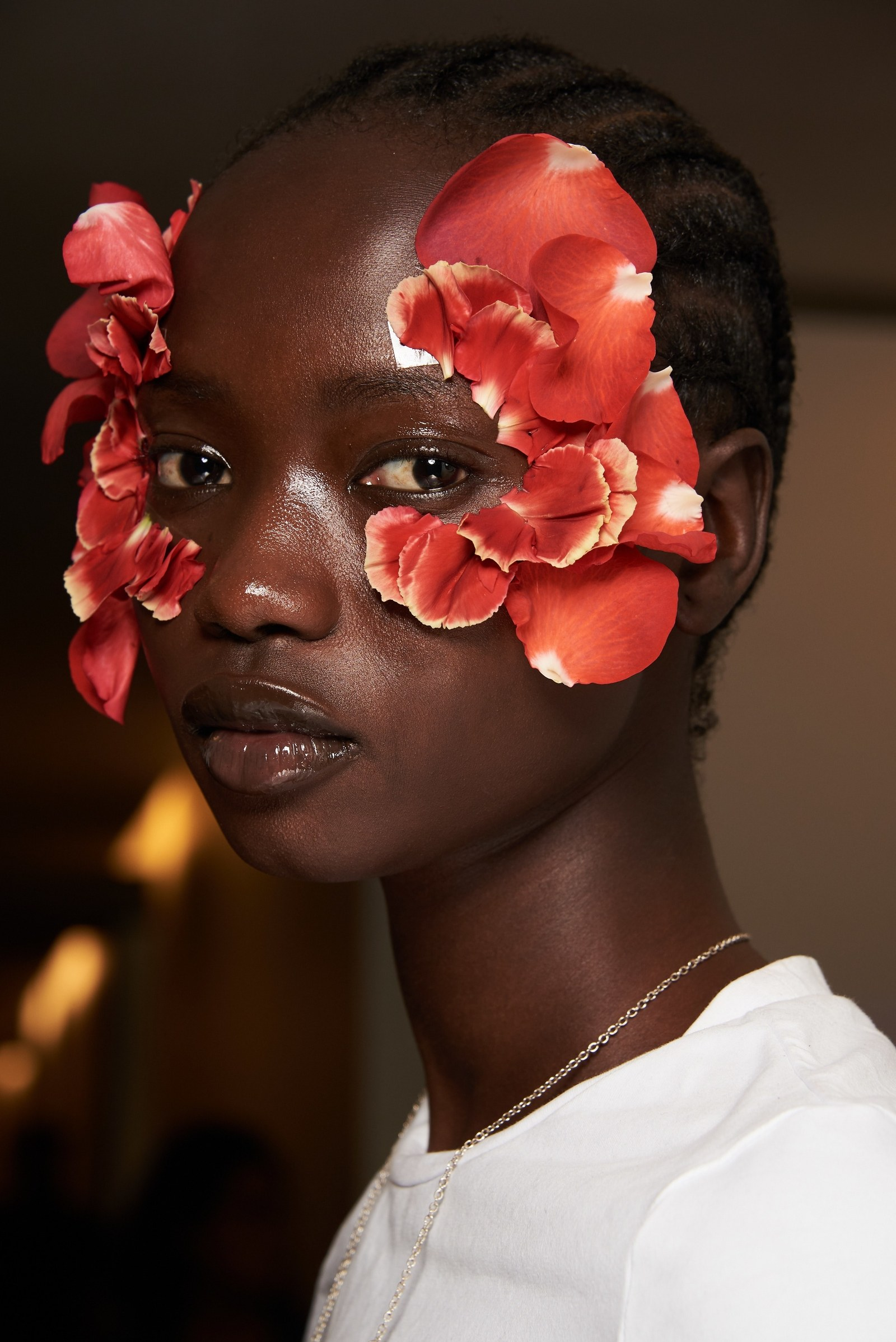 ترند زیبایی در هفته مد بهار 2020