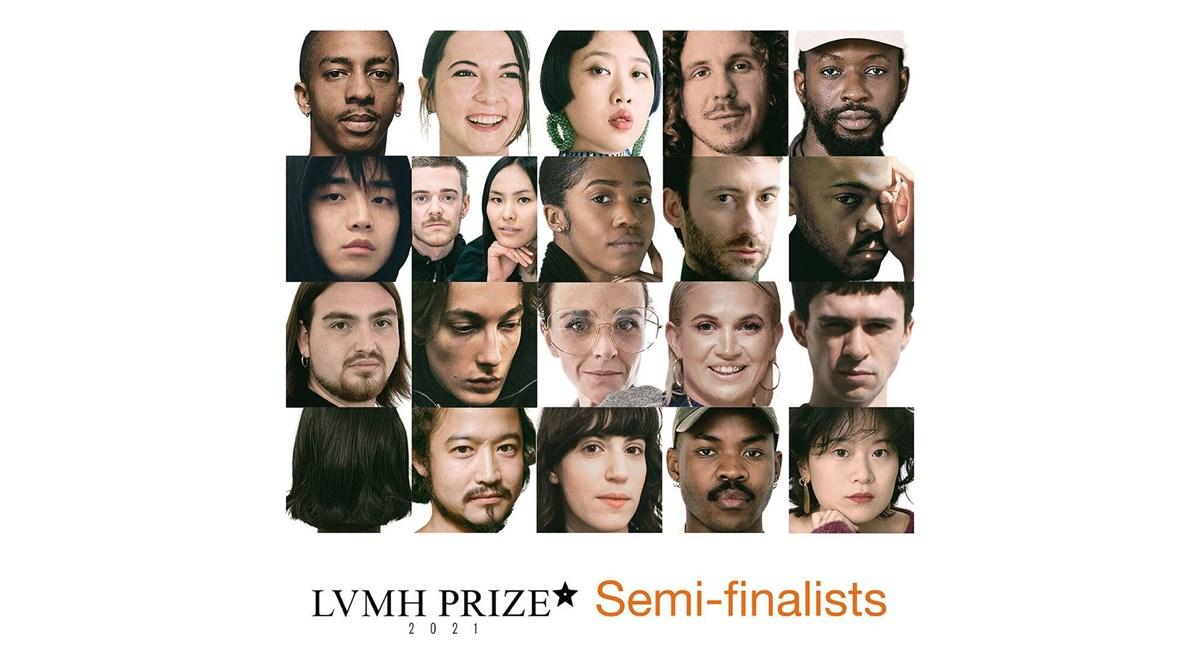 برندگان مرحله نیمه نهایی جایزه LVMH