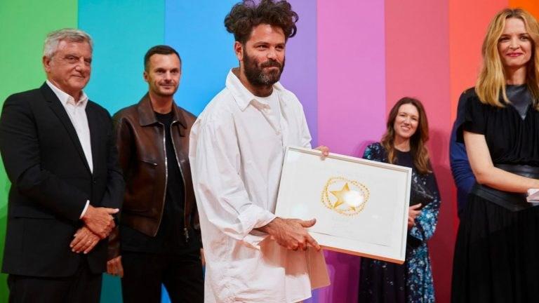 جایزهیKarl Lagerfeld