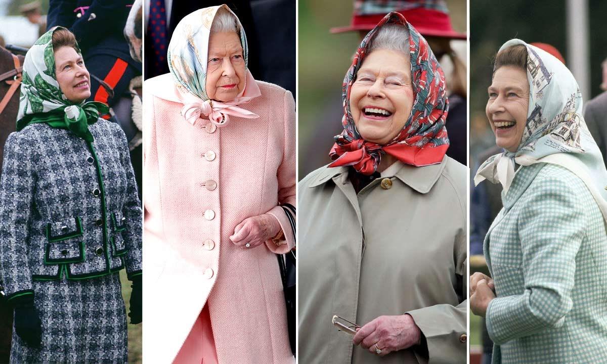 روسریهای ترند پاییز 2021